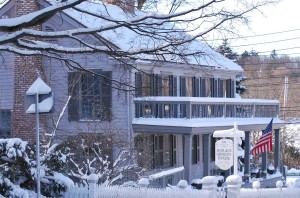 Horace-Greeley-House-Winter