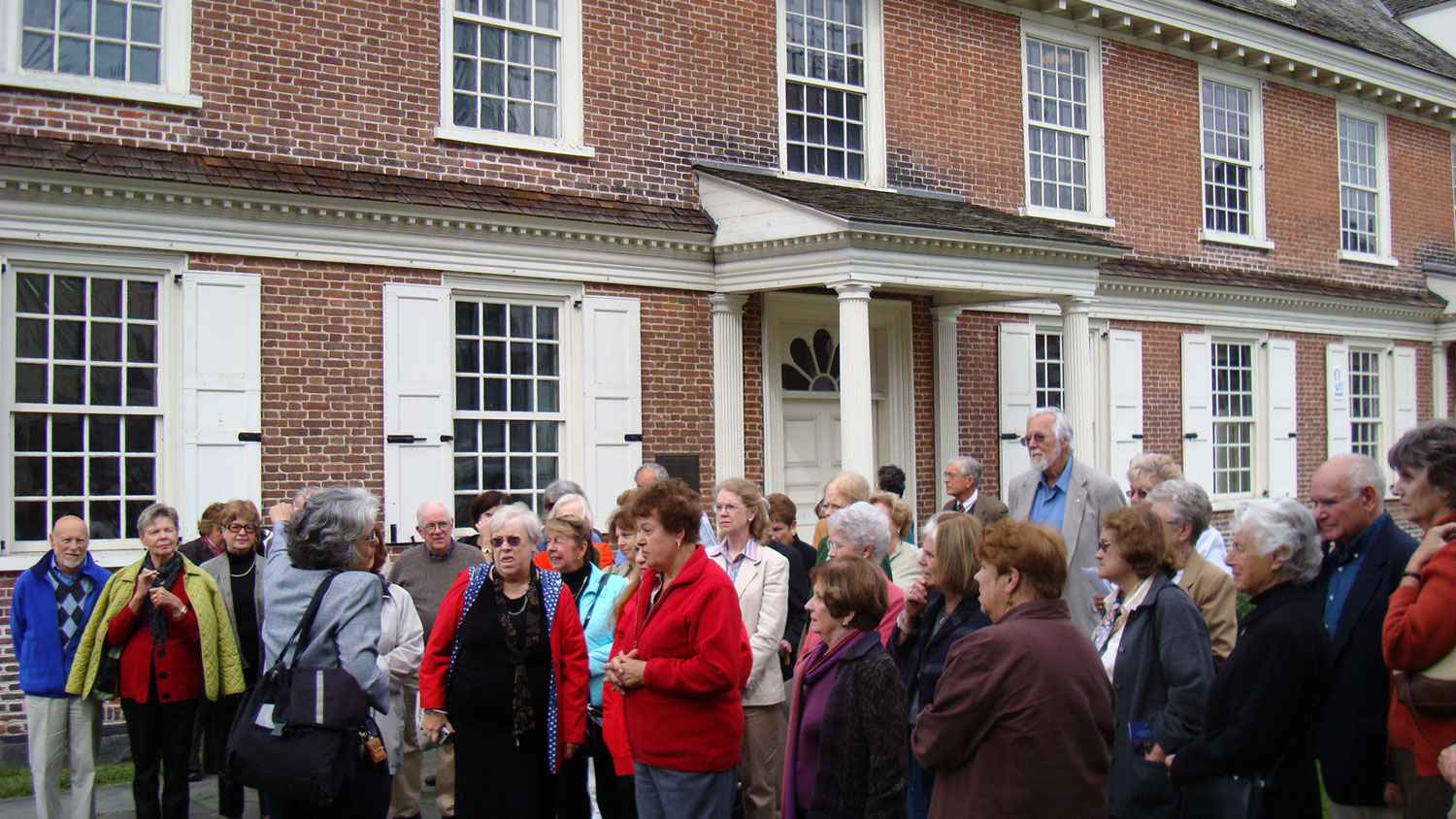 A visit to Philipse Manor Hall in Yonkers, NY.