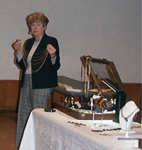 Jamie Shenkman discusses antique and vintage costume jewelry.