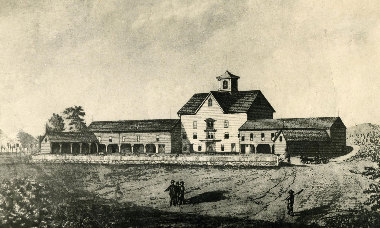 New Castle's Beginnings – Our Founding Farms