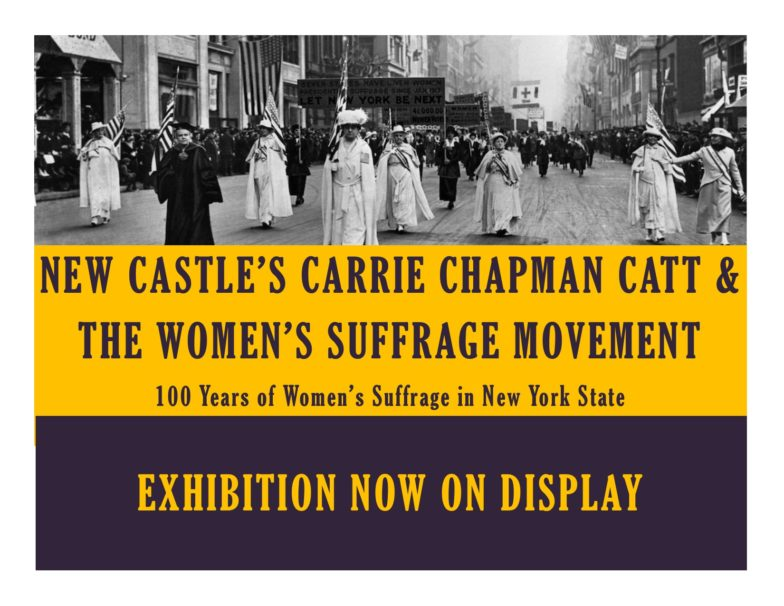 New Castle's Carrie Chapman Catt & The Women's Suffrage Movement