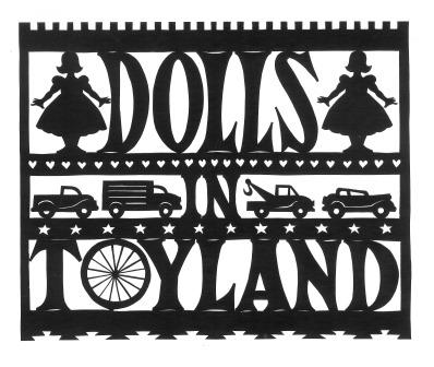Dolls in Toyland
