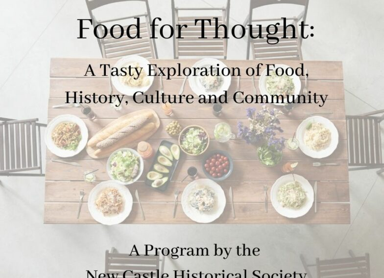Food for Thought: A Tasty Exploration of Food History, Culture and Community